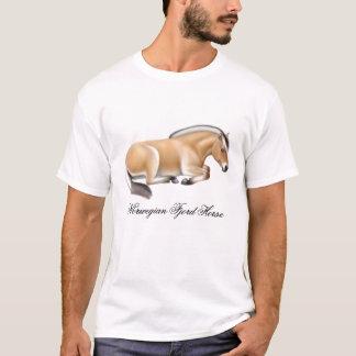 Customizable Norwegian Fjord Horse Shirt