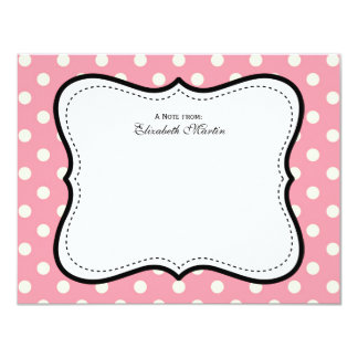 Customizable Note Card