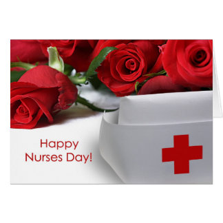 Customizable Nurses Day Greeting Card