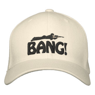 Customizable Paintball hat cap Shooter Sniper Embroidered Baseball Caps