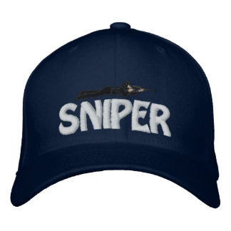Customizable Paintball hat cap Sniper Embroidered Hats