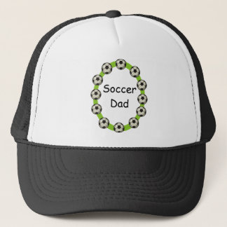 Customizable, Personalized Soccer Hats
