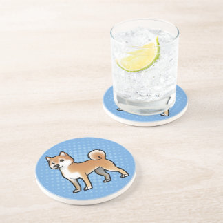 Customizable Pet Beverage Coasters