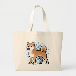 Customizable Pet Large Tote Bag