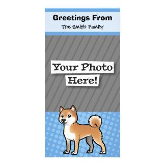 Customizable Pet Personalized Photo Card