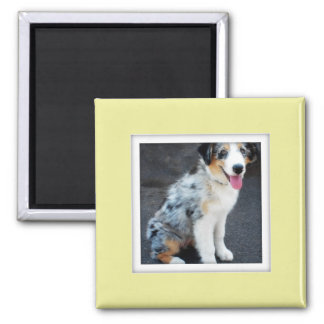 Customizable Photo Frame Magnet