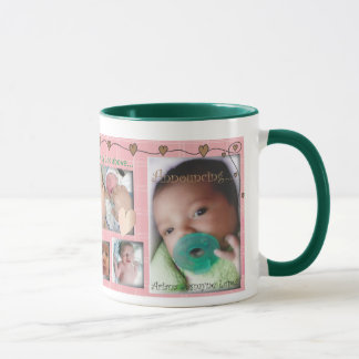 Customizable Photo Mug