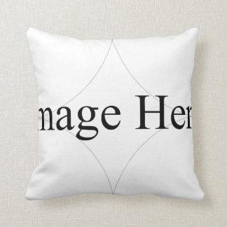 Customizable Photo, Throw Pillow