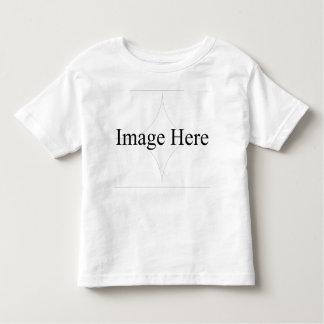 Customizable Photo, Toddler Fine Jersey T-Shirt