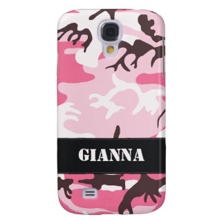 Customizable Pink Camo