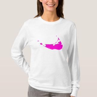 Customizable Pink Nantucket T-Shirt