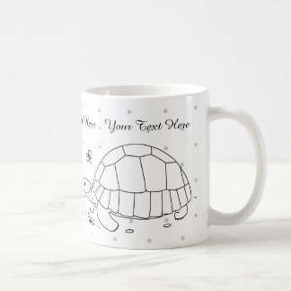 Customizable Ploughshare Tortoise Mug