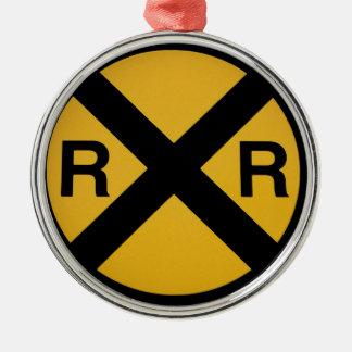 Customizable Railroad Ornament