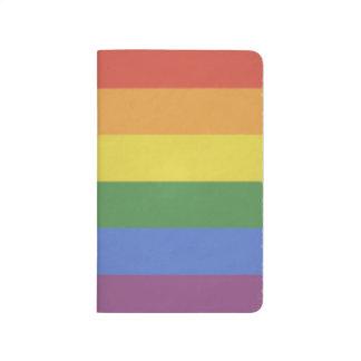 Customizable Rainbow Journal