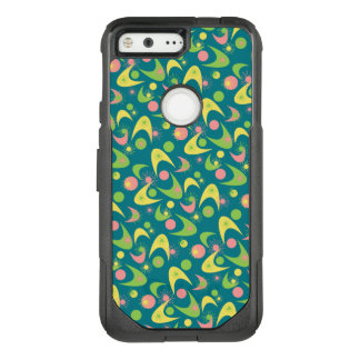 Customizable Retro Boomerangs OtterBox Commuter Google Pixel Case