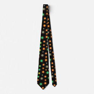 Customizable Retro Starbursts Tie