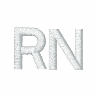 CUSTOMIZABLE RN JACKET - EMBROIDERY STITCH