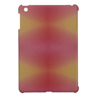 Customizable Rose Yellow Soft Subtle Background Cover For The iPad Mini