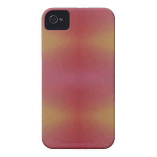 Customizable Rose Yellow Soft Subtle Background iPhone 4 Case