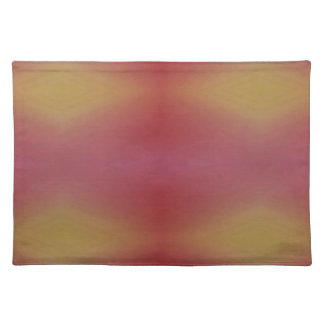 Customizable Rose Yellow Soft Subtle Background Placemat