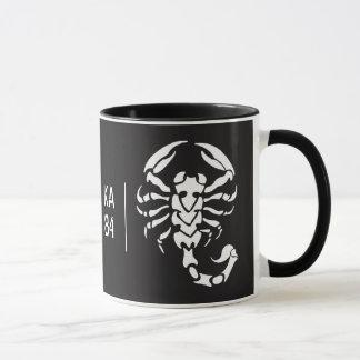 Customizable - Scorpion and Your Initials Ver.2 Mug