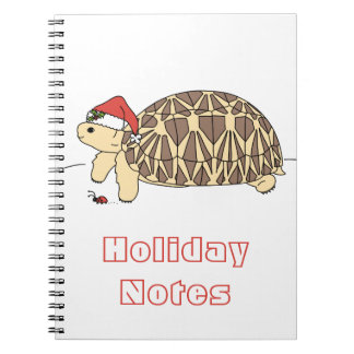 Customizable Star Tortoise Notebook