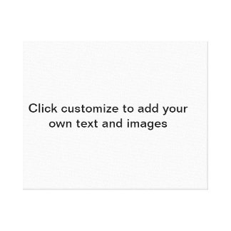 Customizable Stretched Canvas