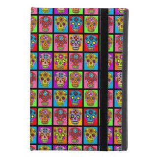 Customizable Sugar Skull Squares iPad Mini 4 Case
