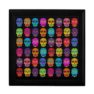 Customizable Sugar Skulls Gift Box