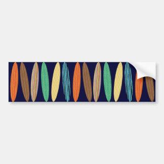Customizable Surfboards Bumper Sticker