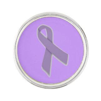 Customizable Testicular Cancer Lapel Pin