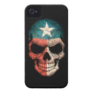 Customizable Texas Flag Skull Case-Mate iPhone 4 Case