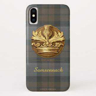 Customizable Thistle of Scotland Emblem Case-Mate iPhone Case