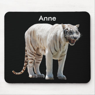 Customizable Tiger Mouse Pad