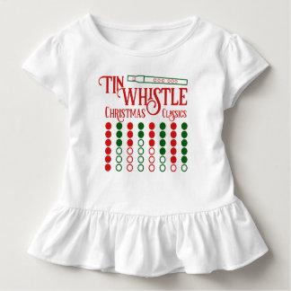 CUSTOMIZABLE Tin Whistle Christmas Classics Toddler T-shirt