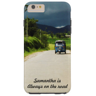 Customizable Travel Phone Cover - Sri Lanka