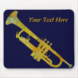 Customizable Trumpet Mousepad