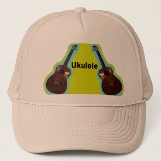 Customizable Ukulele Hat