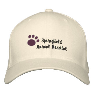 Customizable Veterinary Embroidered Hat