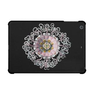 Customizable Vintage Haeckel iPad Mini Covers