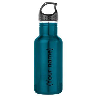 Customizable water bottle
