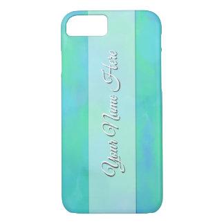Customizable Watercolor Phone Case