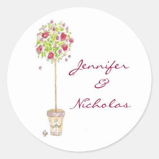 Customizable Wedding Invitation Seals