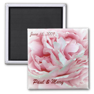 Customizable Wedding Magnet