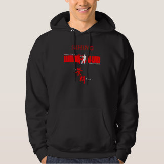 Customizable Wing Chun School/Practice Sihing Hoodie