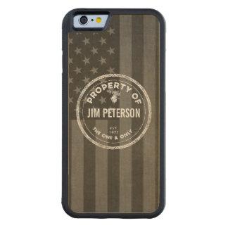 Customizable Wood Phone Case