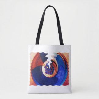 Customizada stock market - beach of ipanema tote bag