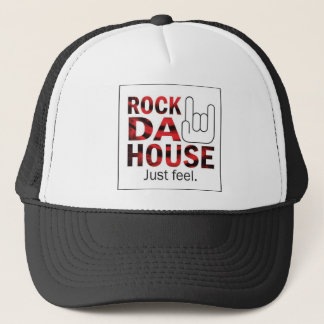 Customizado cap Rock of the House