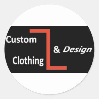 Customize Anything & Everything... Round Sticker