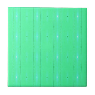 Customize Background Fluorescent Green Pattern Tile